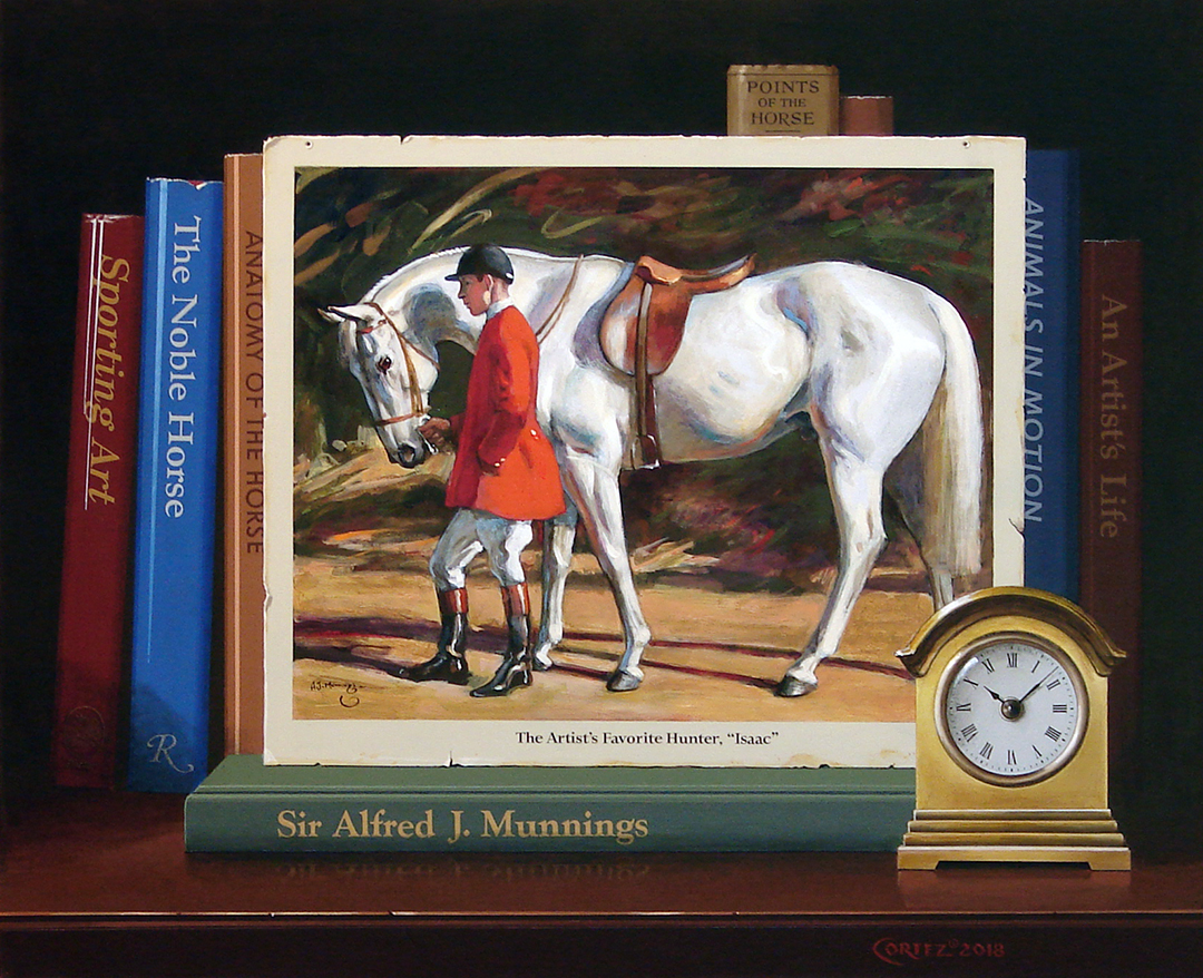 Homage to Munnings