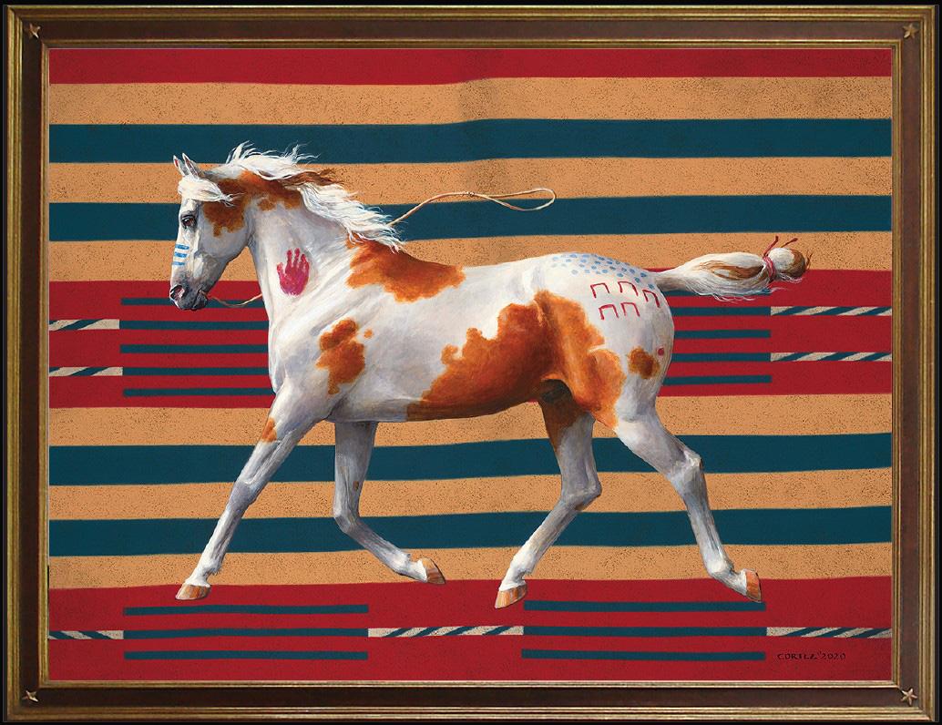 War Horse #2 Pinto